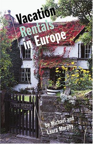Vacation Rentals in Europe als Taschenbuch