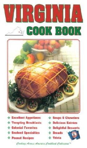 Virginia Cookbook als Taschenbuch