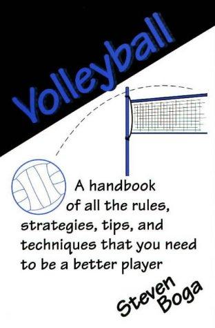 Volleyball als Taschenbuch