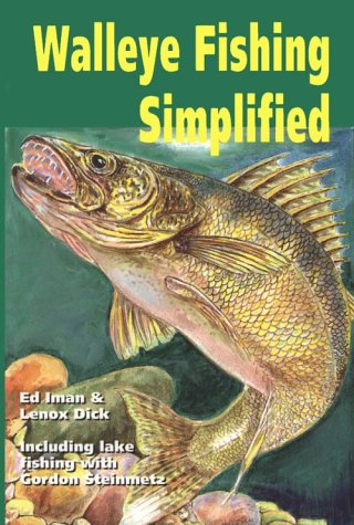 Walleye Fishing Simplified als Taschenbuch