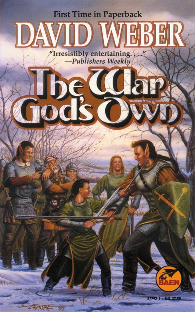 The War God's Own als Buch
