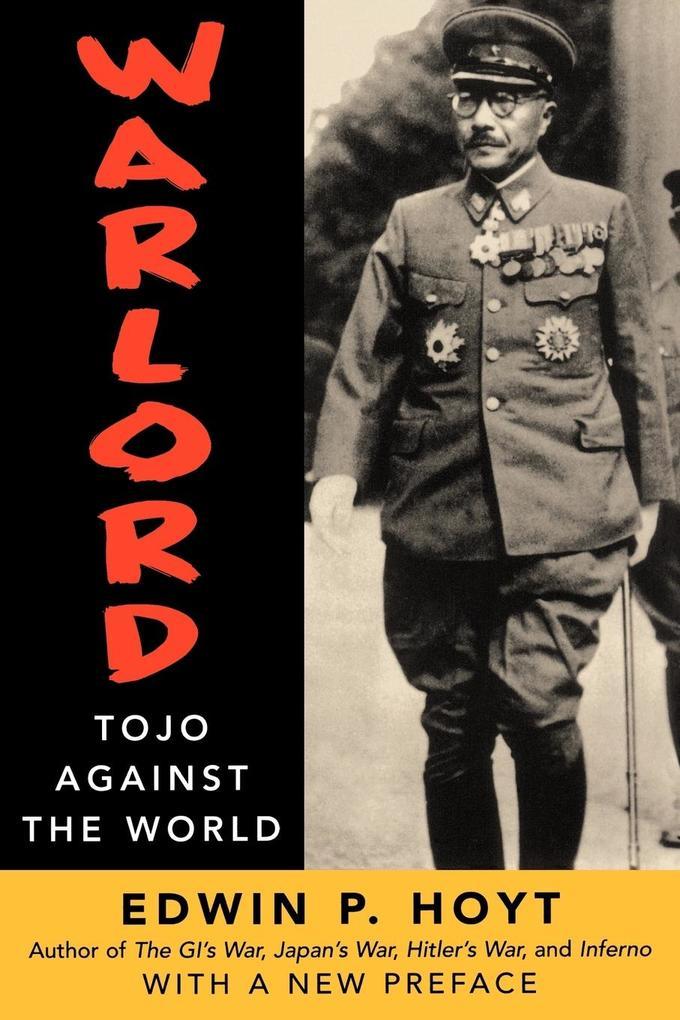 Warlord: Tojo Against the World als Taschenbuch