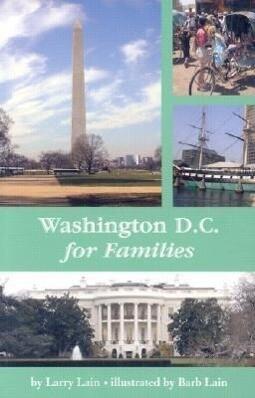 Washington, D.C. for Families als Taschenbuch