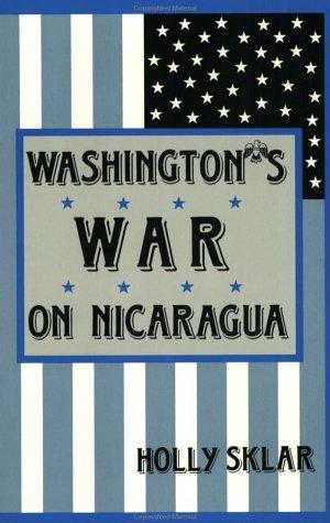 Washington's War on Nicaragua als Taschenbuch