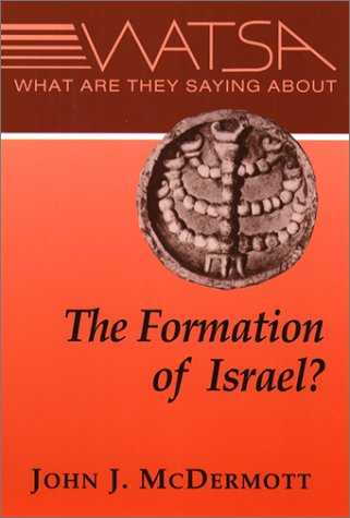 What Are They Saying about the Formation of Ancient Israel als Taschenbuch