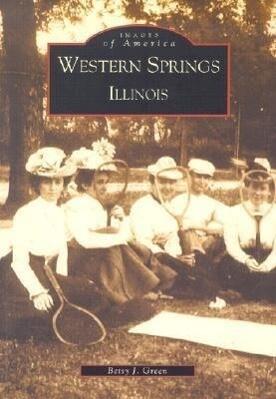 Western Springs Illinois als Taschenbuch