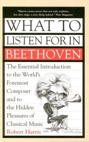 What to Listen for in Beethoven als Taschenbuch