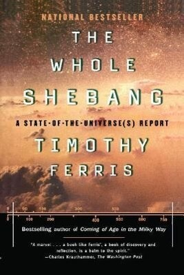 The Whole Shebang: A State of the Universe Report als Taschenbuch