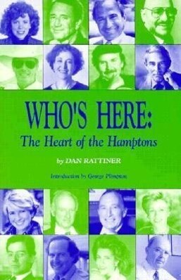 Who's Here: The Heart of the Hamptons als Taschenbuch