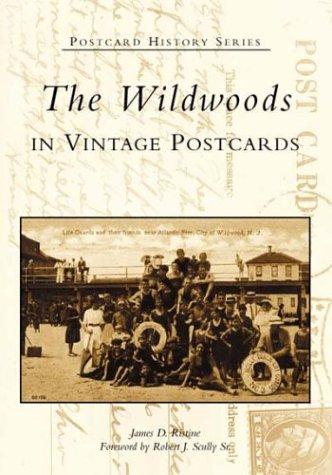 The Wildwoods in Vintage Postcards als Taschenbuch