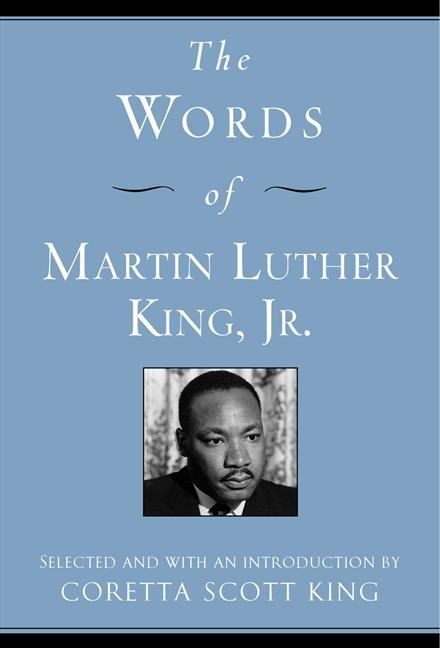 The Words of Martin Luther King, Jr. als Taschenbuch
