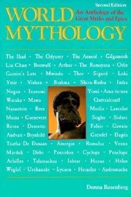 World Mythology als Taschenbuch
