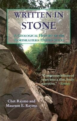Written in Stone: A Geological History of the Northeastern United States als Taschenbuch