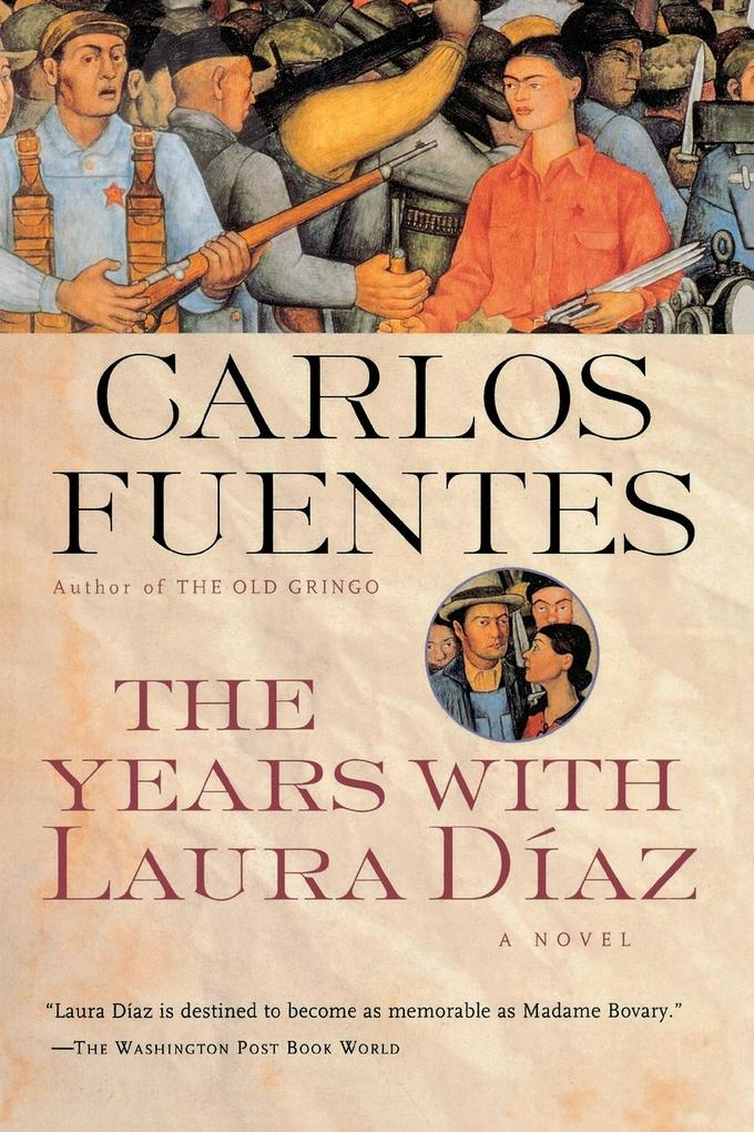 The Years with Laura Diaz als Taschenbuch