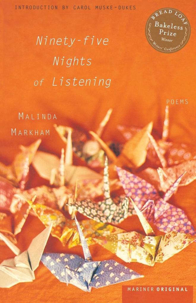 Ninety-Five Nights of Listening als Taschenbuch