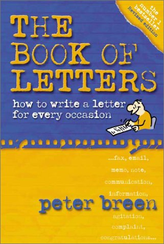 The Book of Letters: How to Write a Letter for Every Occasion als Taschenbuch