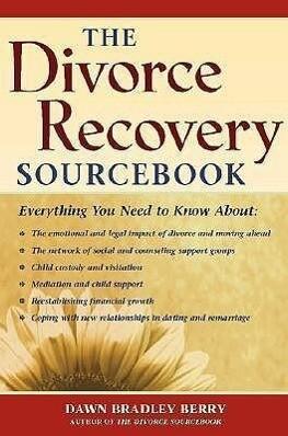 The Divorce Recovery Sourcebook als Taschenbuch