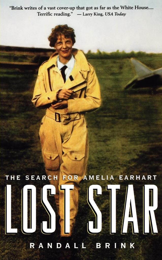 Lost Star: The Search for Amelia Earhart als Taschenbuch