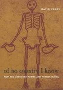 Of No Country I Know: New and Selected Poems and Translations als Taschenbuch