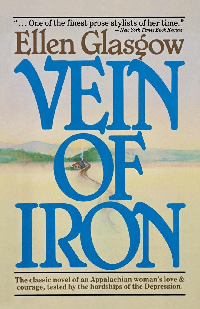 Vein of Iron als Taschenbuch
