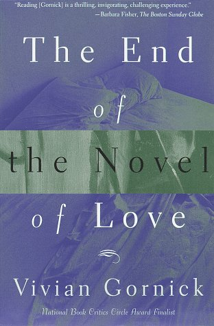 End of the Novel of Love als Taschenbuch