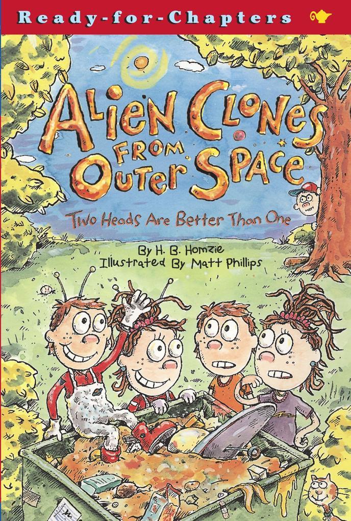 Alien Clones from Outer Space als Taschenbuch