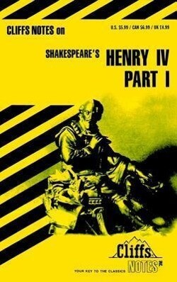 King Henry IV: Part I als Taschenbuch