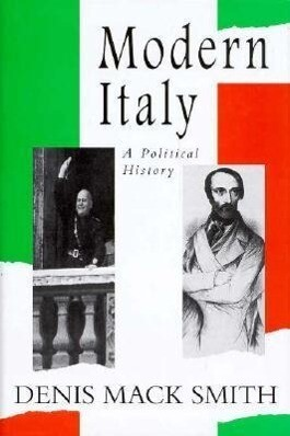 Modern Italy: A Political History als Buch