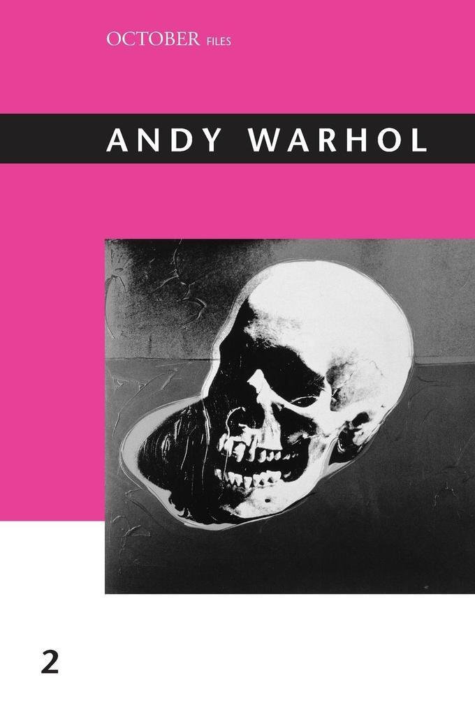 Andy Warhol als Taschenbuch