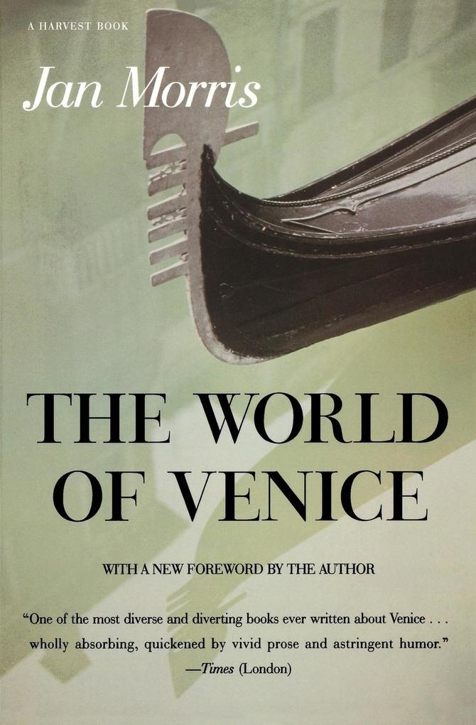 The World of Venice: Revised Edition als Taschenbuch