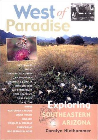 WEST OF PARADISE als Taschenbuch