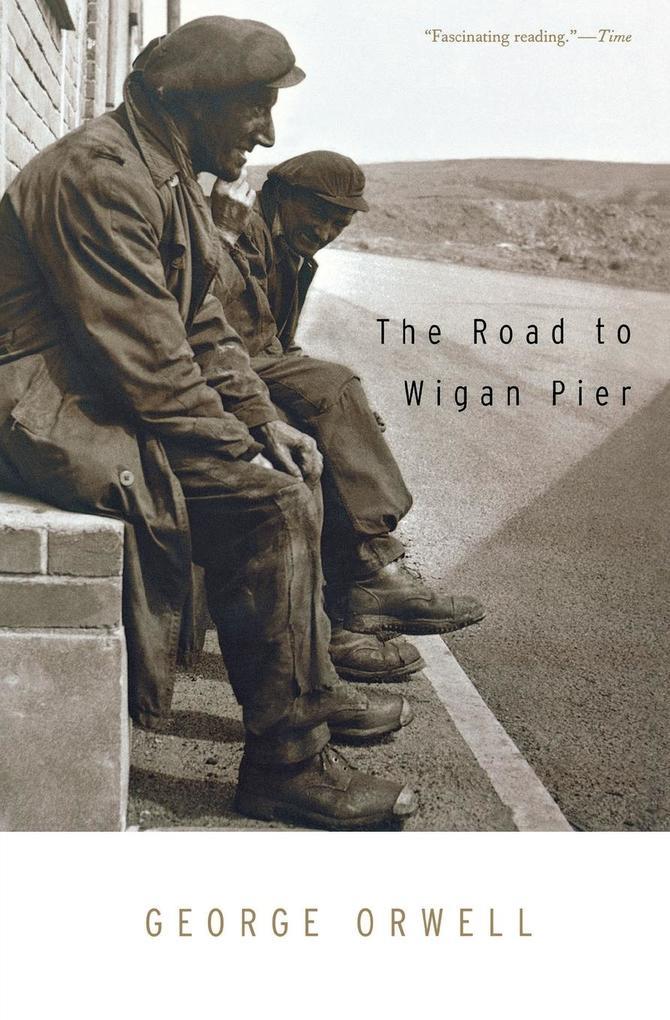 The Road to Wigan Pier als Taschenbuch