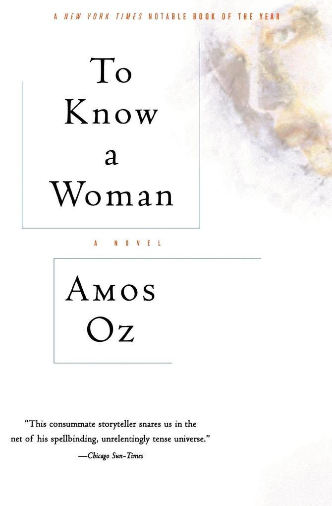 To Know a Woman als Taschenbuch
