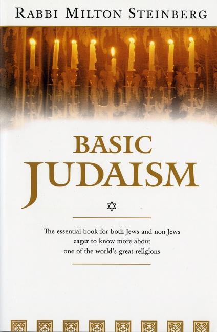 Basic Judaism als Taschenbuch