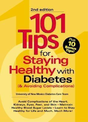 101 Tips for Staying Healthy with Diabetes (and Avoiding Complications) als Taschenbuch