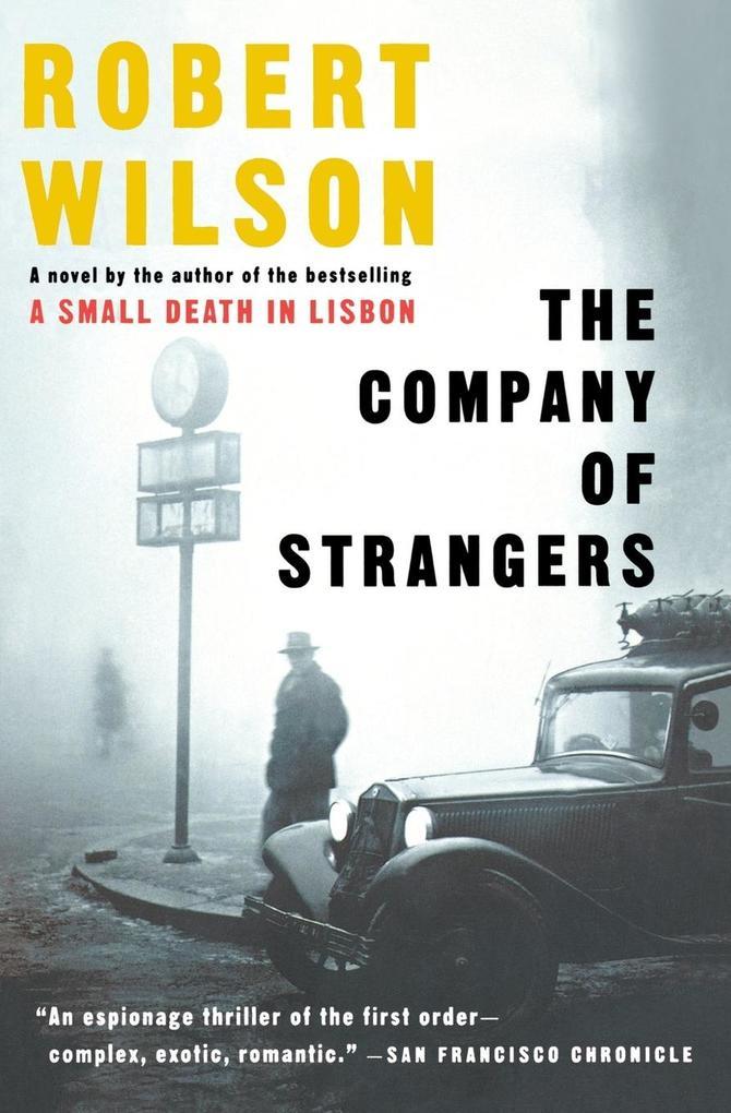 The Company of Strangers als Taschenbuch
