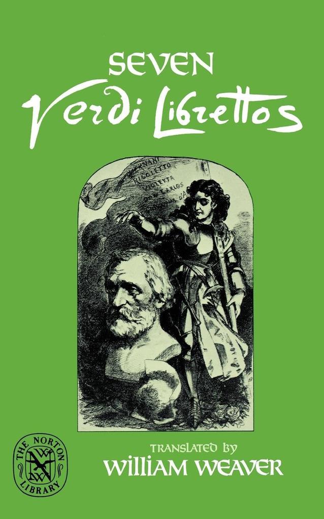 Seven Verdi Librettos als Taschenbuch
