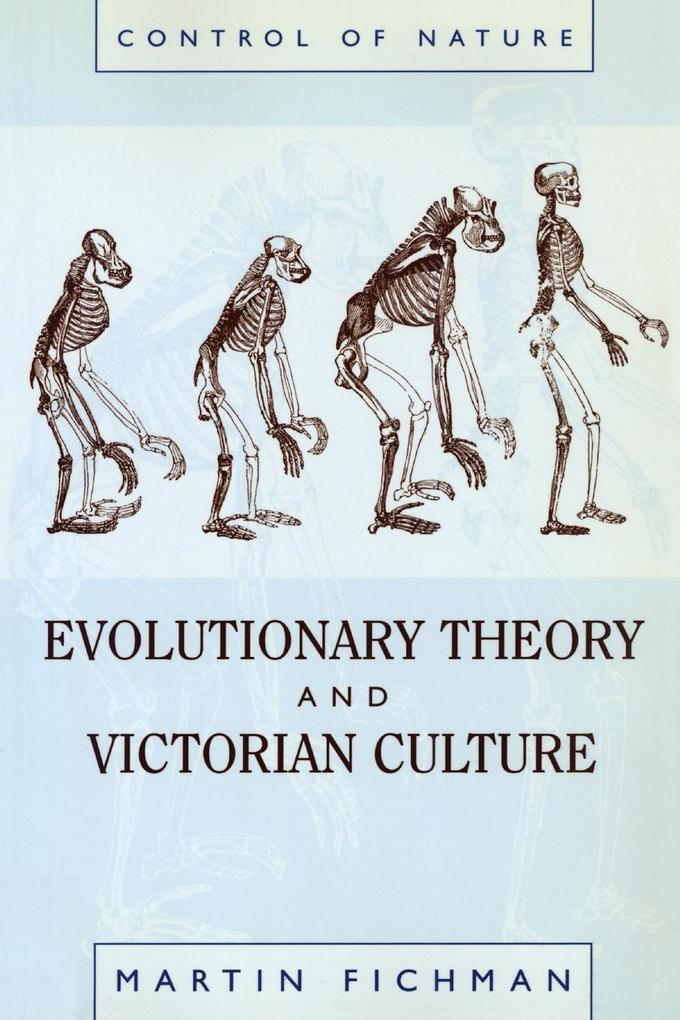 Evolutionary Theory & Vict Cult als Taschenbuch