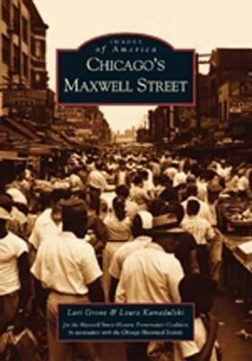 Chicago's Maxwell Street als Taschenbuch