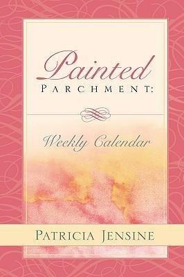 Painted Parchment als Buch