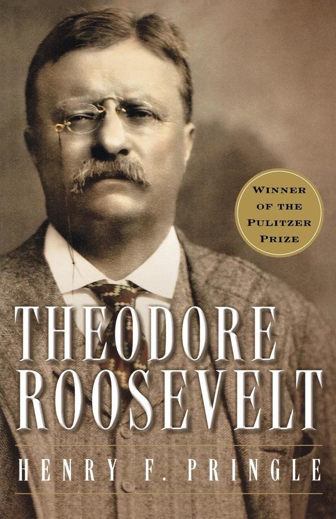 Theodore Roosevelt (Re-Issue) P als Taschenbuch