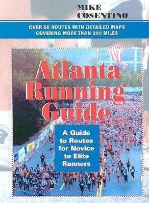 Atlanta Running Guide als Taschenbuch