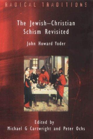 JEWISH-CHRISTIAN SCHISM REVISI als Taschenbuch