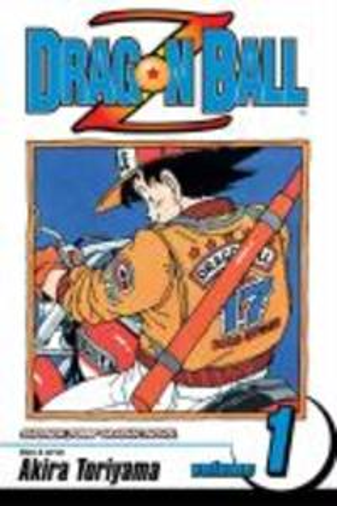 Dragon Ball Z, Vol. 1 als Taschenbuch