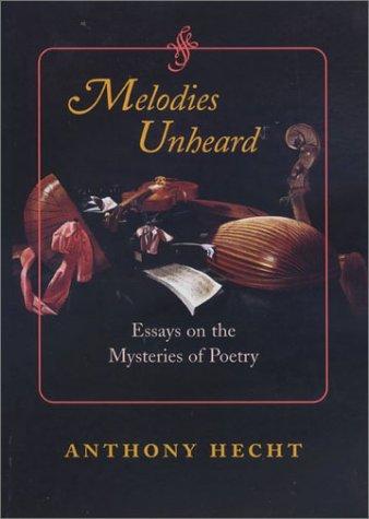 Melodies Unheard als Buch