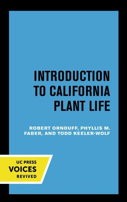 Introduction to California Plant Life als Taschenbuch