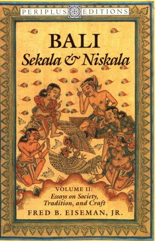 Bali: Sekala & Niskala II als Buch