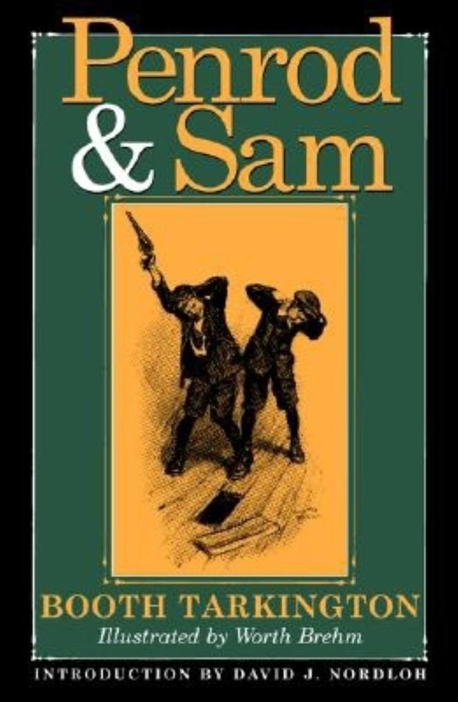 Penrod and Sam als Buch