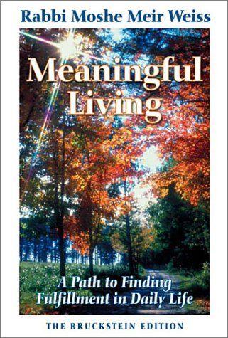 Meaningful Living als Buch