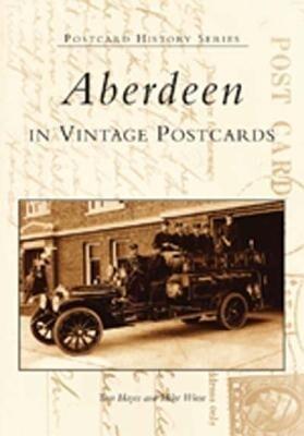 Aberdeen in Vintage Postcards als Taschenbuch